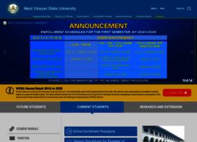 wvsu.edu.ph