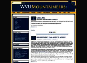 wvumountaineers.net