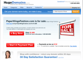 ww1.paperwingsfashion.com