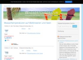 ww1.wassertemperatur.org