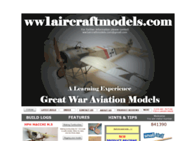 ww1aircraftmodels.com