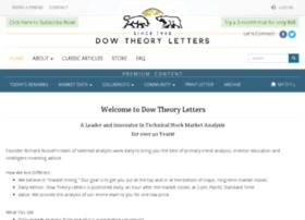 ww2.dowtheoryletters.com