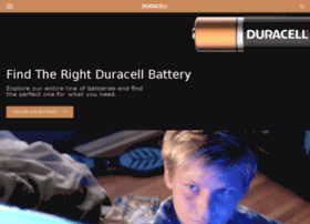 ww2.duracell.com