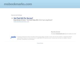 ww2.msbookmarks.com