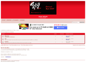 wwe-attack.frenchboard.com