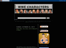 wwecharacters.blogspot.in