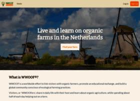 wwoofnetherlands.org