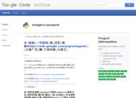 wwqgtxx-goagent.googlecode.com