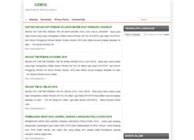 www-gibol.blogspot.com
