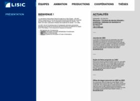 www-lisic.univ-littoral.fr