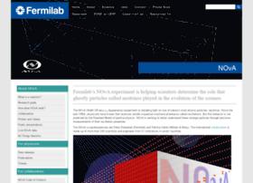 www-nova.fnal.gov