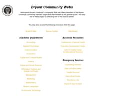 www-proxy.bryant.edu