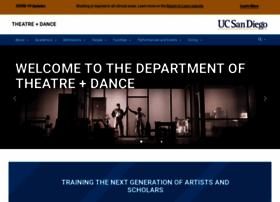 www-theatre.ucsd.edu