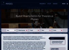 www-thphys.physics.ox.ac.uk