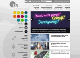 www-tz.uni-regensburg.de