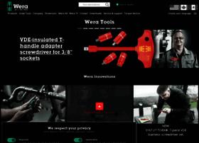 www-us.wera.de Visit site