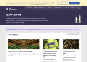 www.parliament.uk