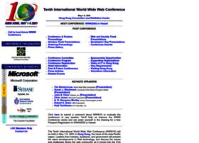 Www10.org