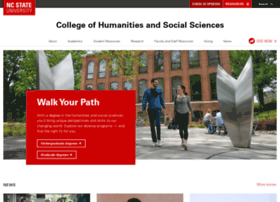 www2.chass.ncsu.edu