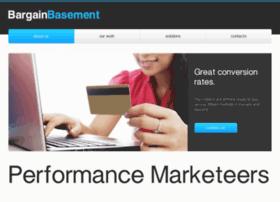wwwbargainbasement.com