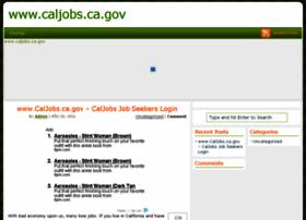 wwwcaljobscagov.com
