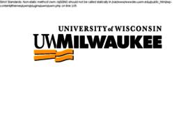 wwwdev.uwm.edu