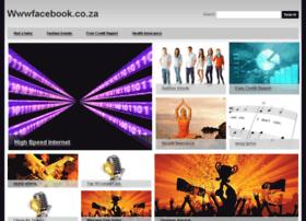 wwwfacebook.co.za