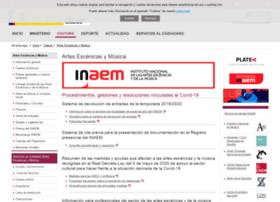 wwwinaem.mcu.es