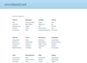 wwwlausd.net