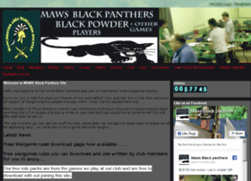 wwwmawsblackpanthers.spruz.com