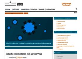 wwwpsy.uni-muenster.de