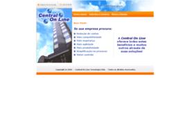 wwws.centralonline.com.br