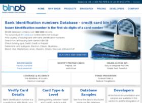 wwww.bindb.com