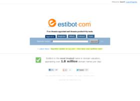 wwww.estibot.com