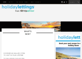 wwww.holidaylettings.co.uk
