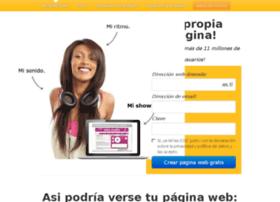 wwww.paginawebgratis.es
