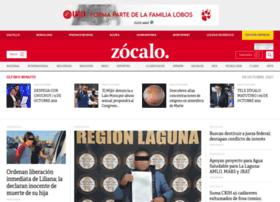 wwww.zocalo.com.mx