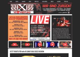 wxw-wrestling.com