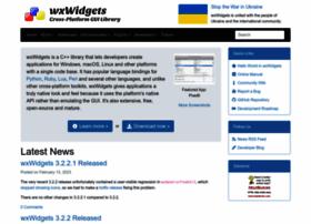wxwidgets.org