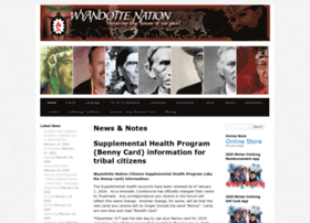 wyandotte-nation.org
