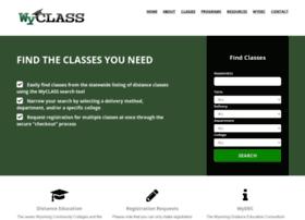 wyclass.wy.edu