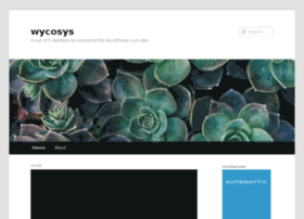 wycosys.wordpress.com