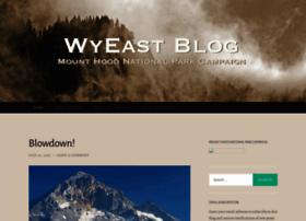 wyeastblog.org