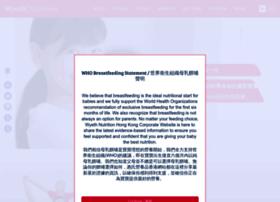 wyethnutrition.com.hk