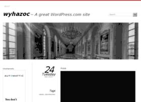 wyhazoc.wordpress.com
