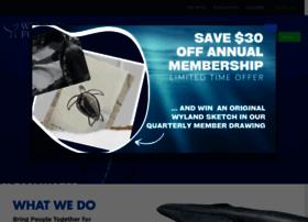 wylandfoundation.org