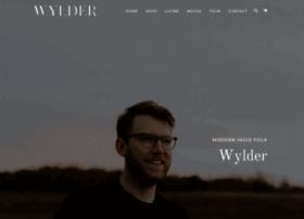 wyldermusic.com