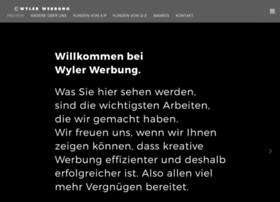 wylerwerbung.ch