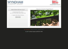 wyndhamflagstaff.hotelwifi.com