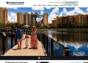 wyndhamgrandorlando.com